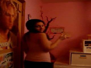 Arab najstnice stripping
