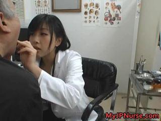 Jaapani arst on kiimas jaoks kurk