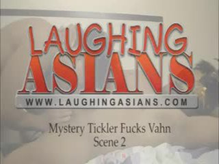Mystery tickler fucks vahn